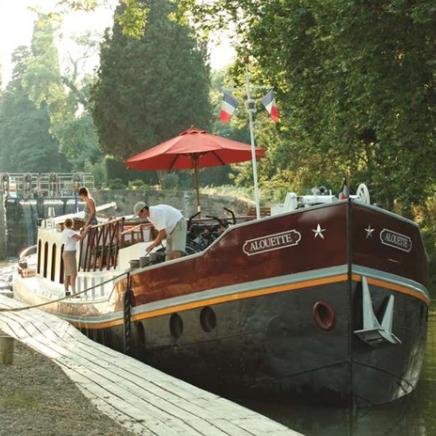 Belmond A Float In France