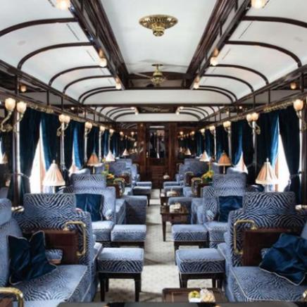 Venice Simplon Orient Express Train