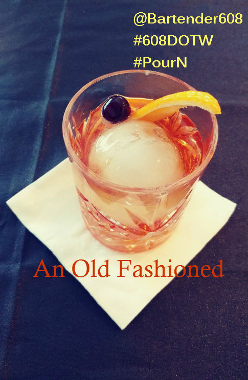 And Old Fashioned from scratch
