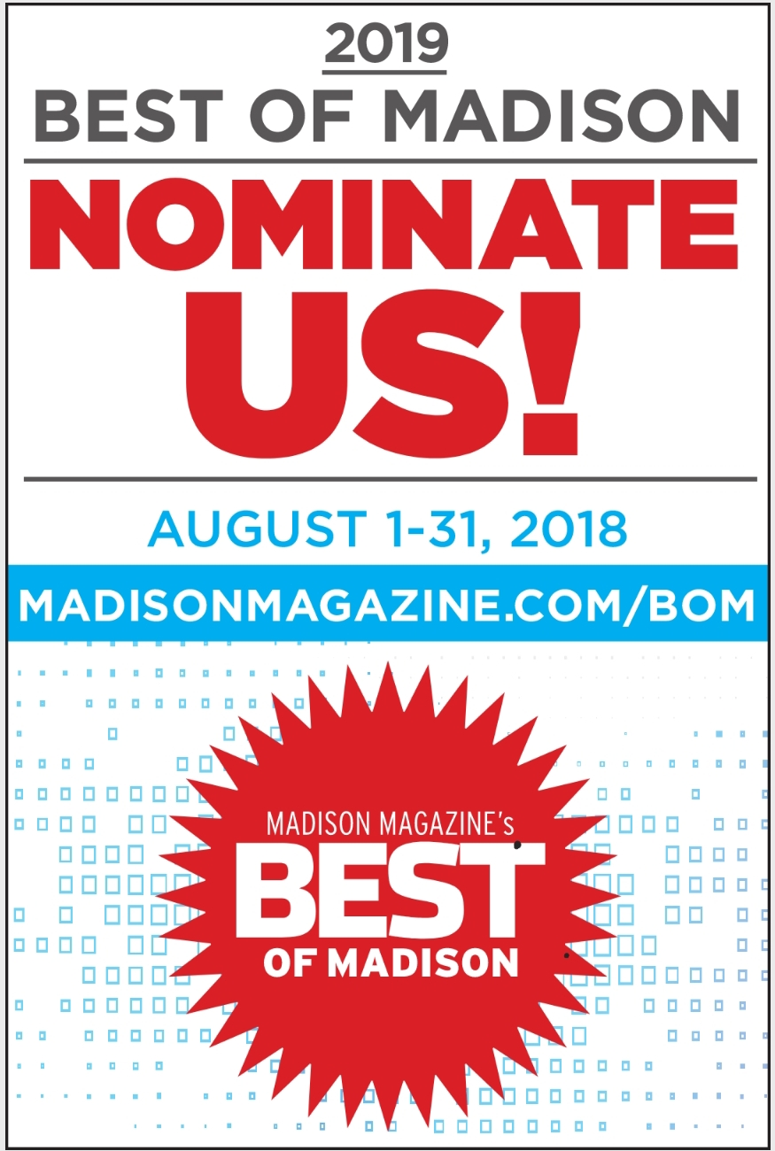 Best Of Madison 2019 Vote Bartender 608 for BEST of MADISON 2019! — Bartender 608