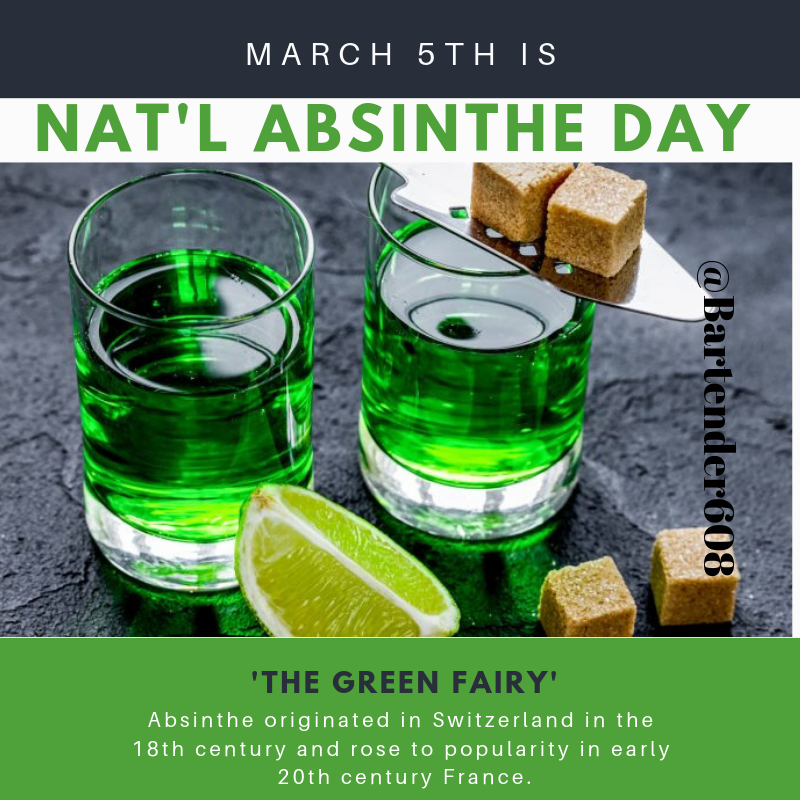 NAT'L ABSINTHE DAY II