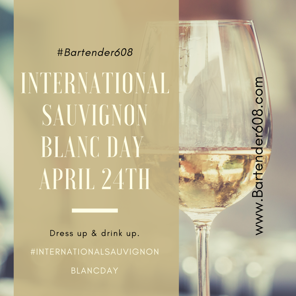 April 24th is #NationalSauvignonBlancDay!