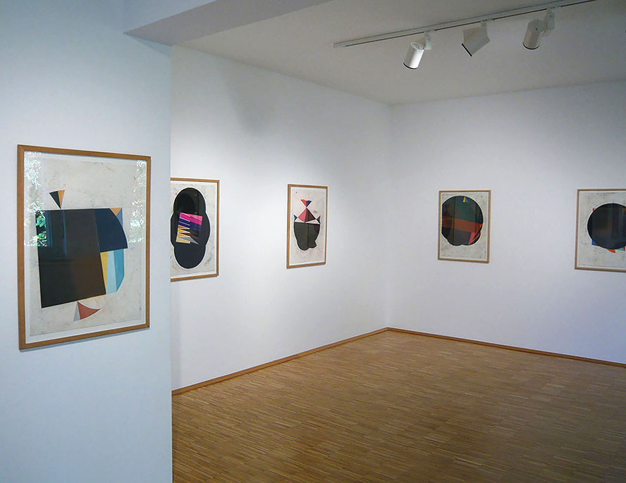 Hachmeister Galerie, Münster, Germany 2016
