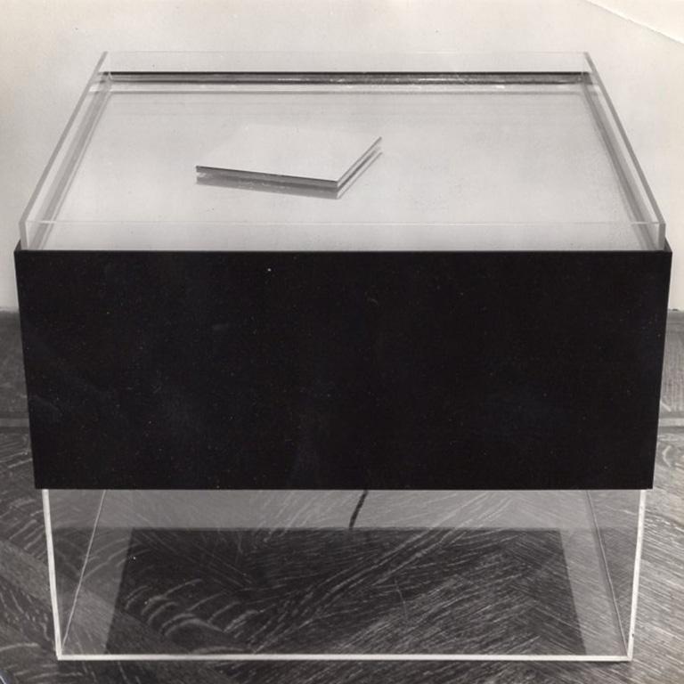 Untitled, Richard Feigen Gallery, NYC, 1967