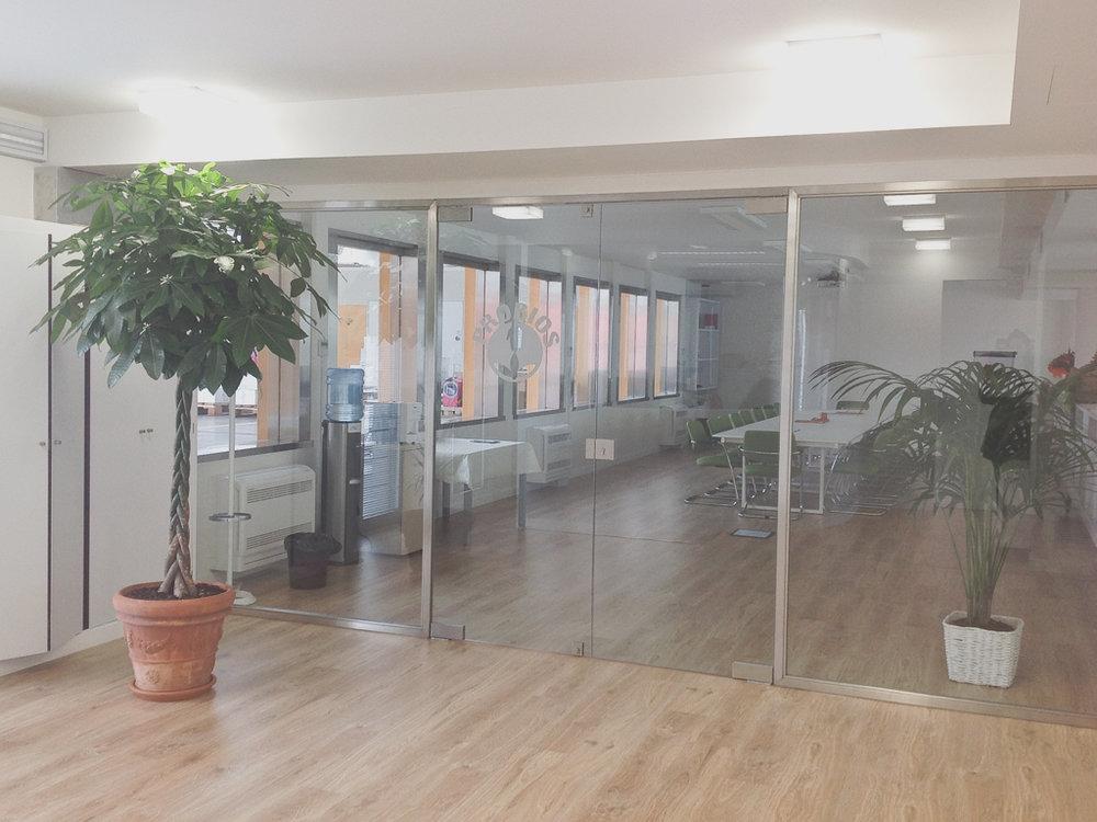 uffici probios, Firenze, interior design, arredamento, progettazione