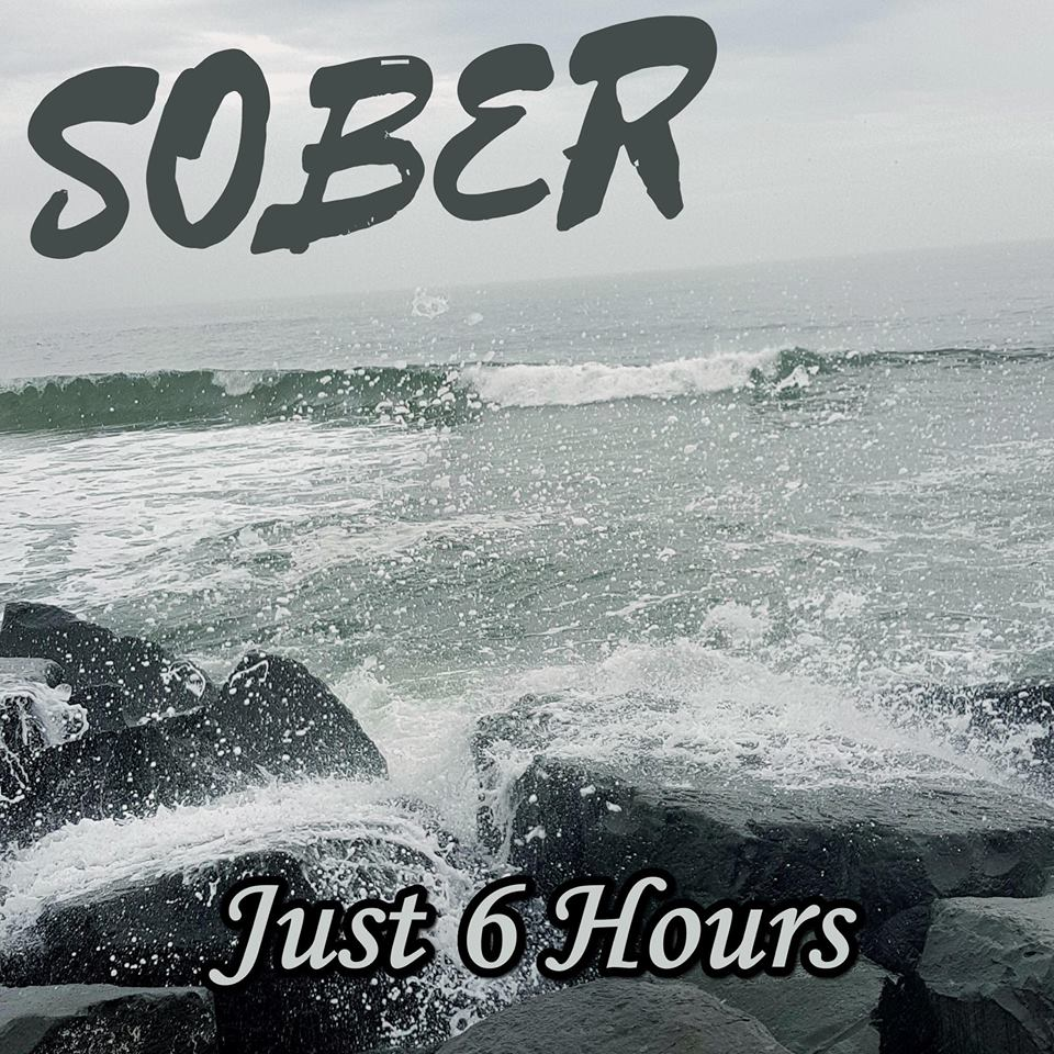Our New EP Sober Is Out Now On All Major Music Services -