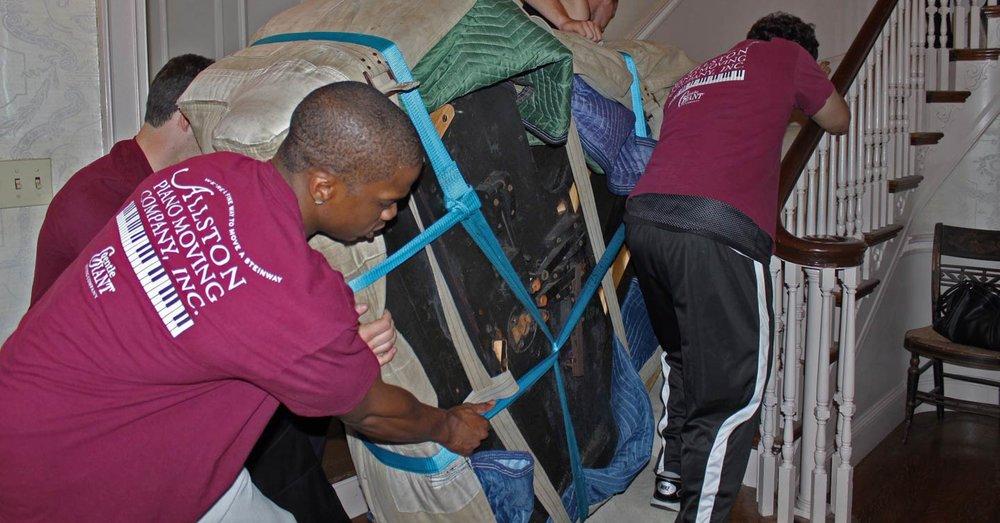 Allston Piano Moving Company Metro Boston Piano Movers