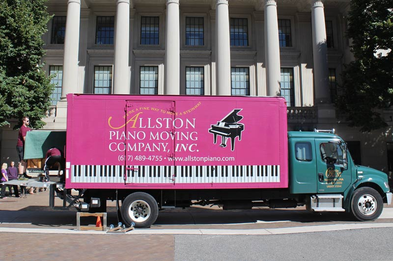 Ordinaire Allston Piano Is Bostonu0027s Premier Piano Moving And Storage Company.