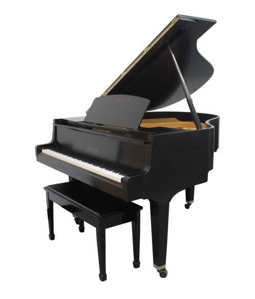 5' Model GH1Baby Grand Piano -