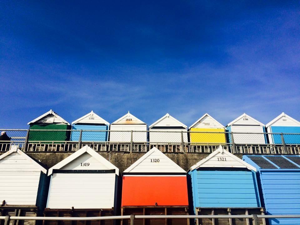 hire a beach hut