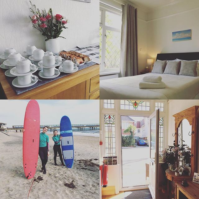 We have two beautiful rooms become available for Easter Weekend! Get in touch if your interested...www.artiststudiobnb.uk #ourbnbmemories #sobo #southbourne #larderhouse #terroirtapas #bournemouthtourism