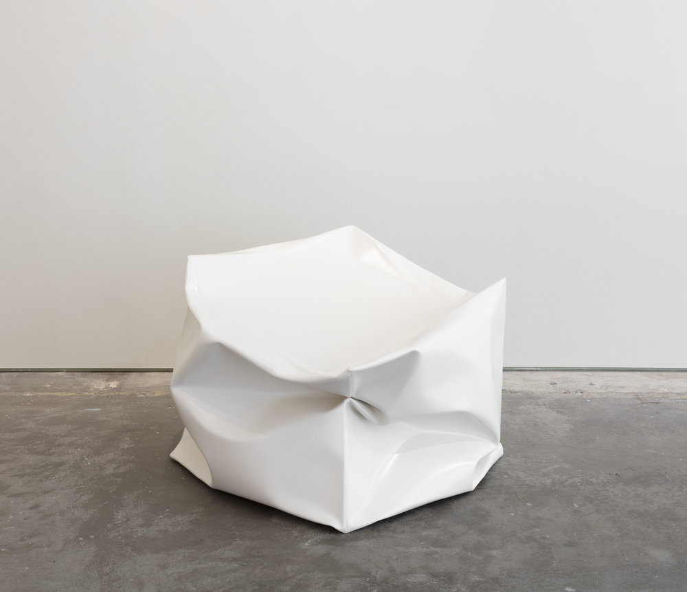 Crushed Cube (white)