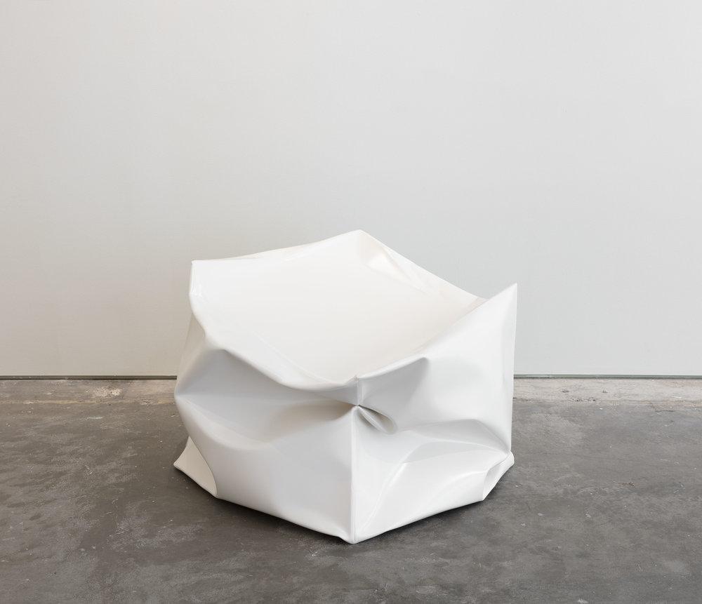 Crushed Cube (white)