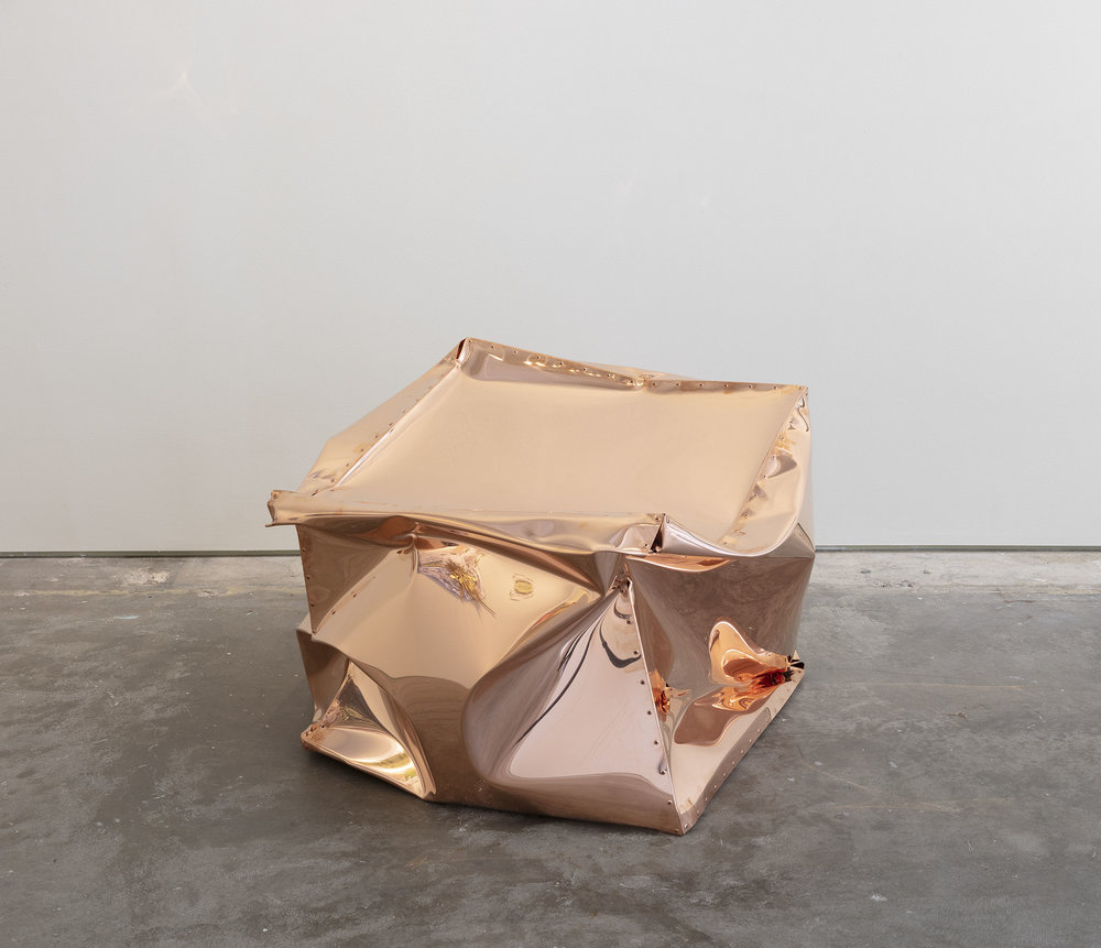 Crushed Cube (Copper)
