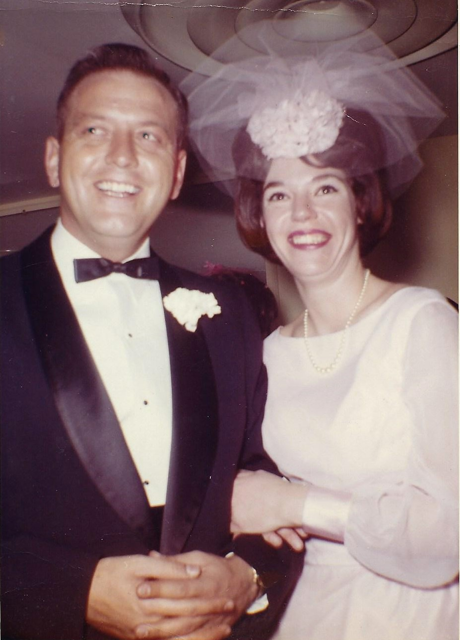 Mom and Dad March 21, 1964