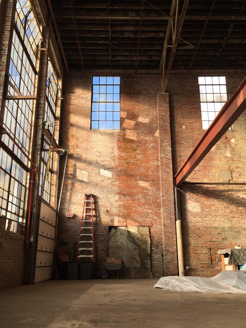 MM Brickhouse Interior South Sunny Wall.JPG