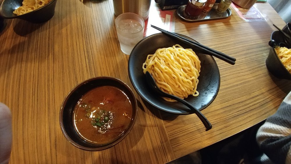 Tsukemen aka Dipping Noodles