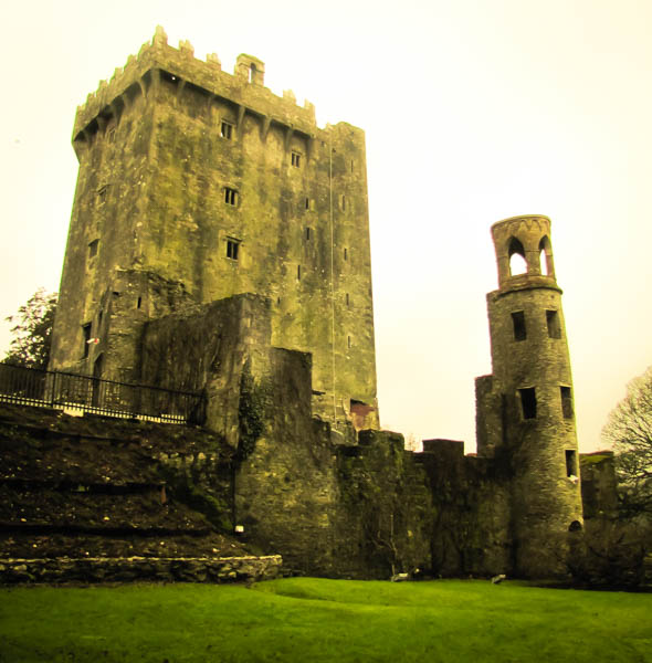 Blarney Castle and Keep