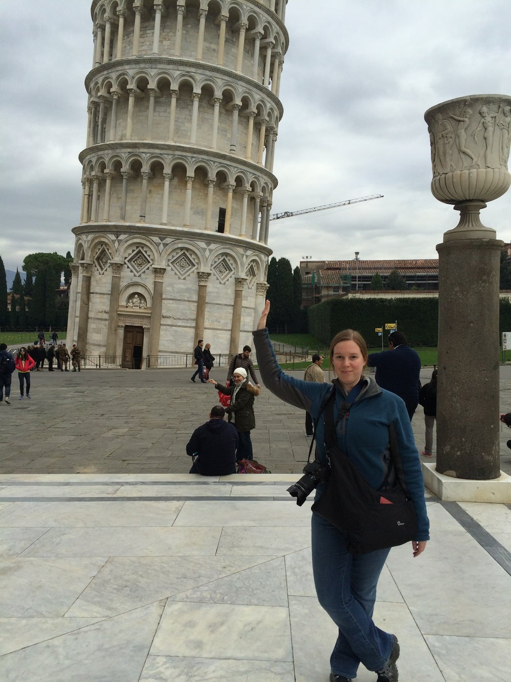 Obligatory Pisa picture