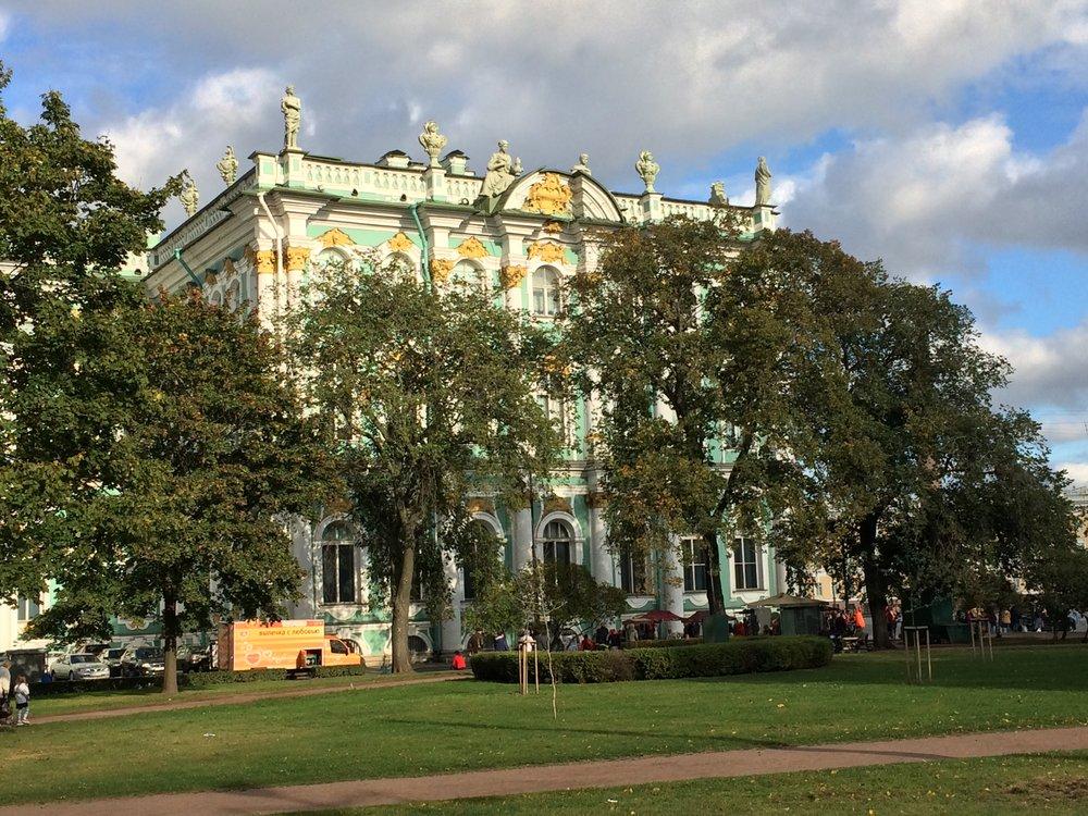 L'Hermitage, St. Petersburg