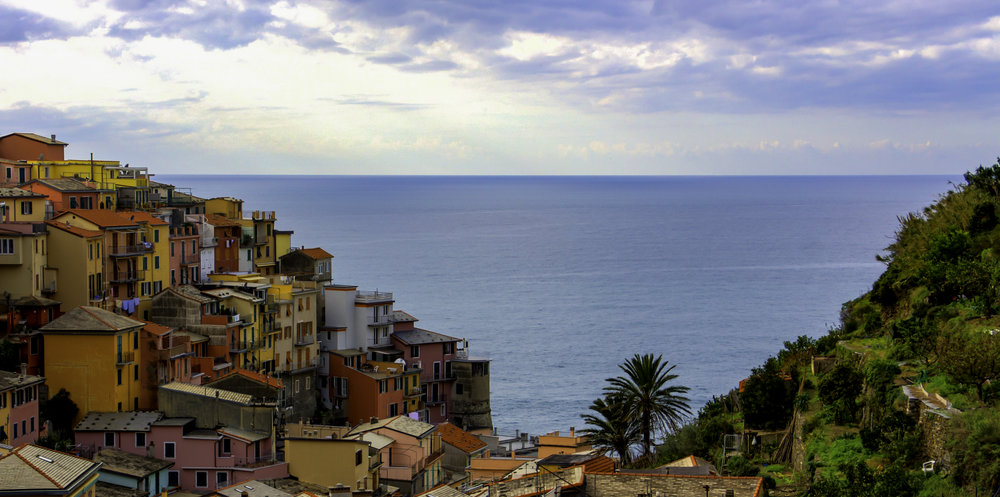 Cinque Terre on Thanksgiving?