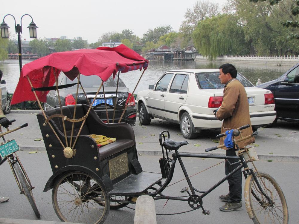 Hutong Rickshaw