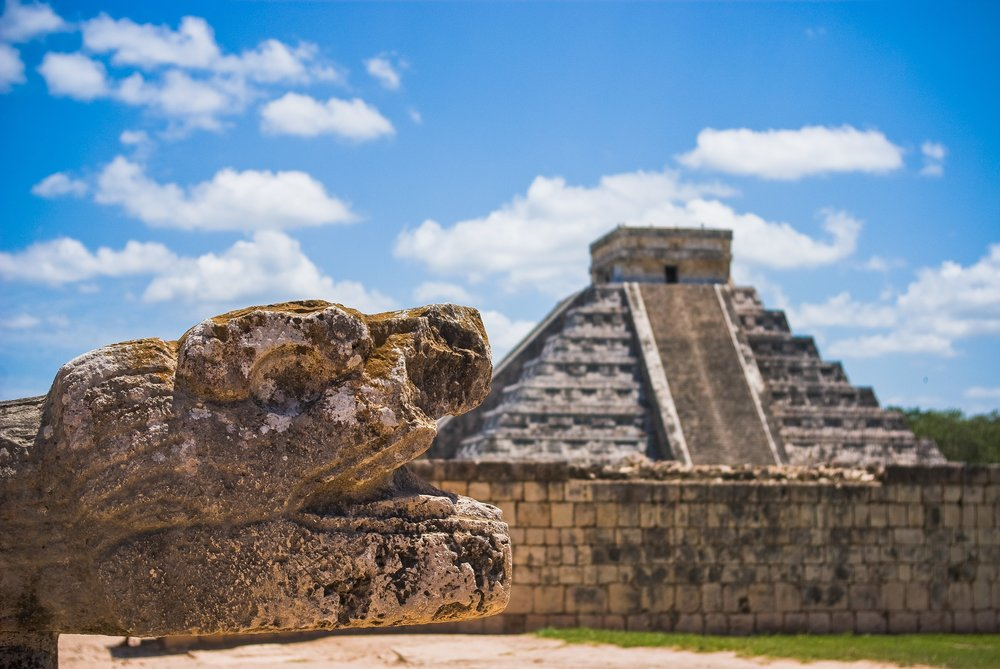 Mayan Architecture near Belize - Photo Credit: Marv Watson