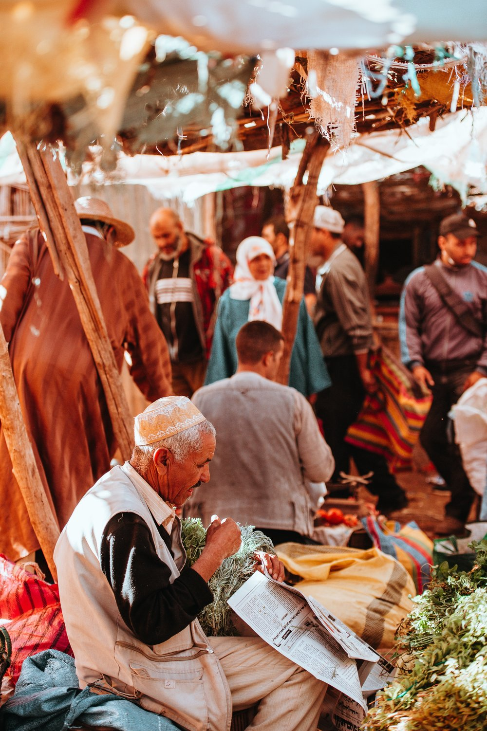 Marrakech - Photo by Annie Spratt