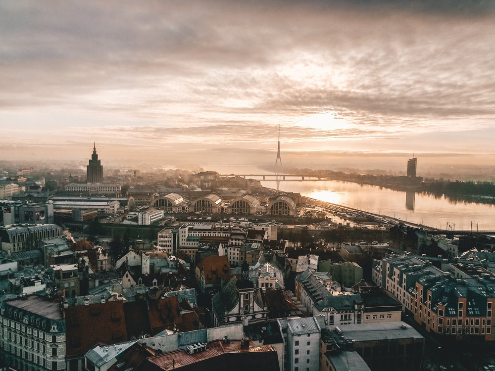 Riga, Latvia - Photo by Sascha Israel