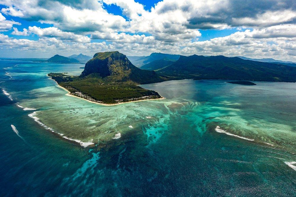 Mauritius Coastline - Photo Credit: Xavier Coiffic