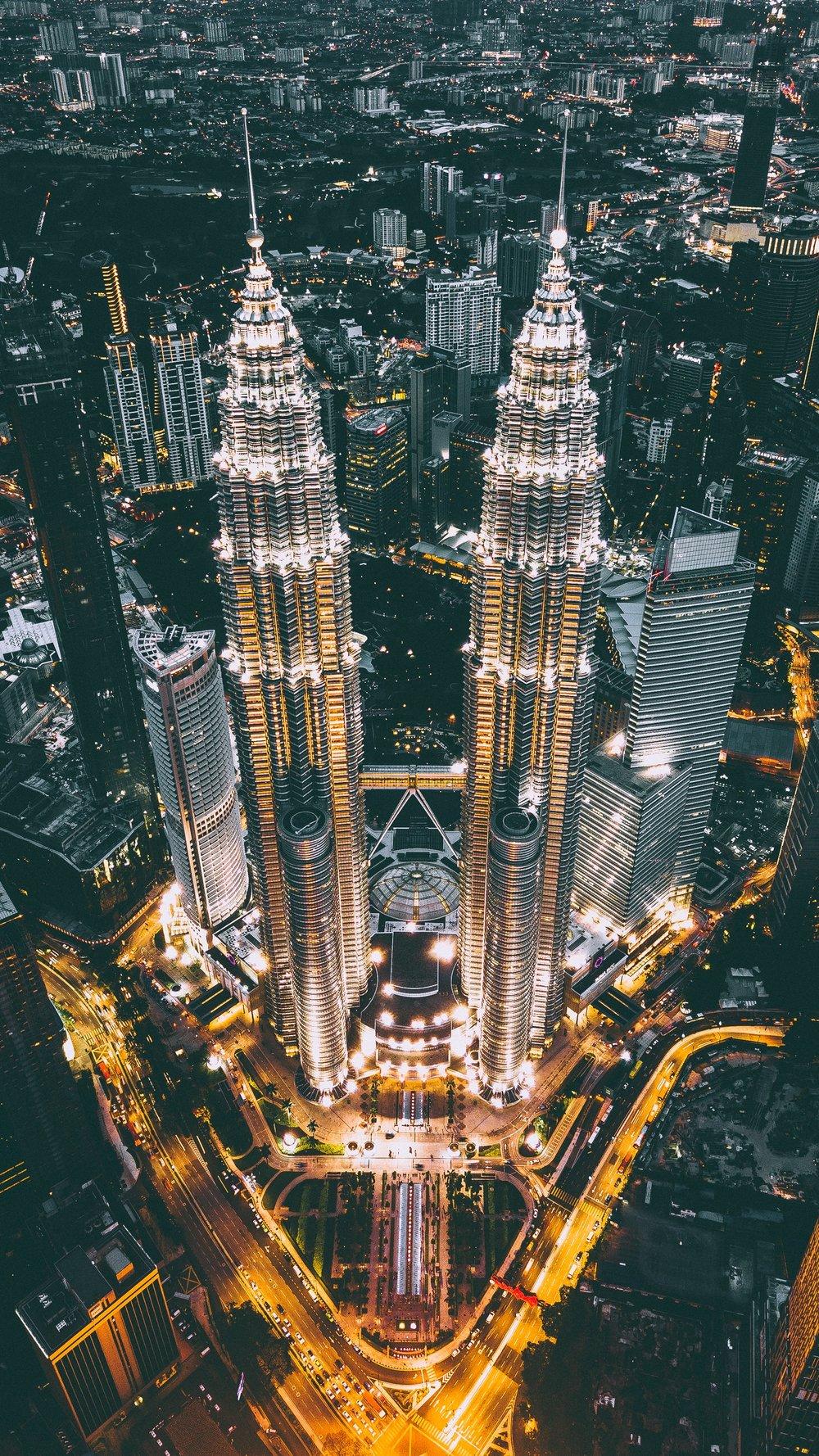 Petronas Towers - Photo Credit: Izuddin Helmi Adnan