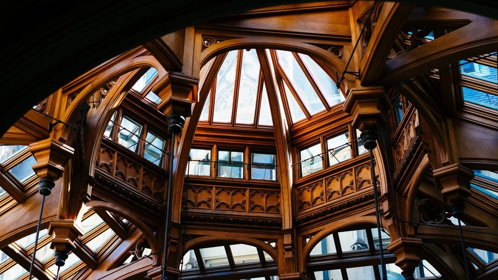 Part of the Biltmore Estate - Photo by: Chris Abney