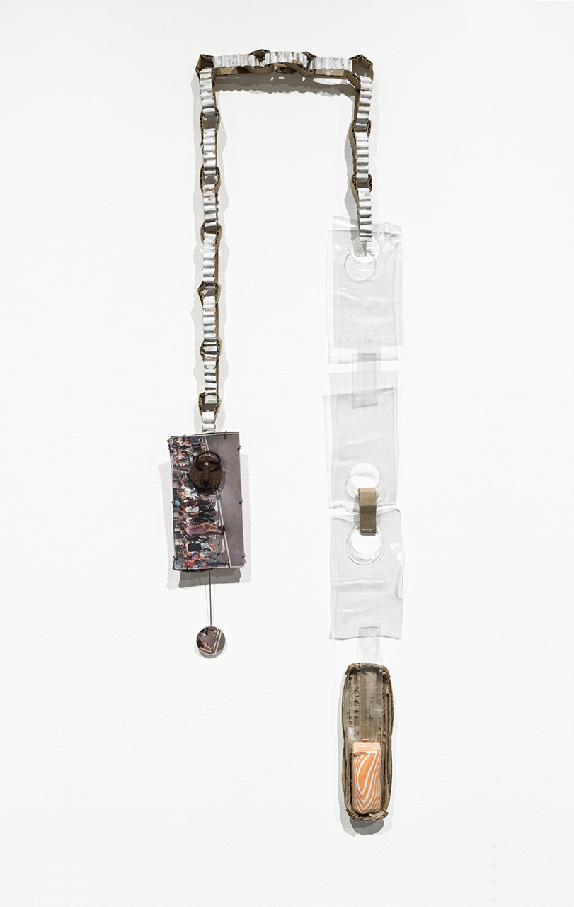 Dongyi Wu | <strong><em>No Longer Human 4 - Necklace</em></strong>