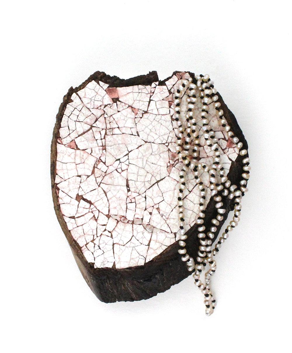 Rachel Andrea Davis | Mourning Brooch No. 2