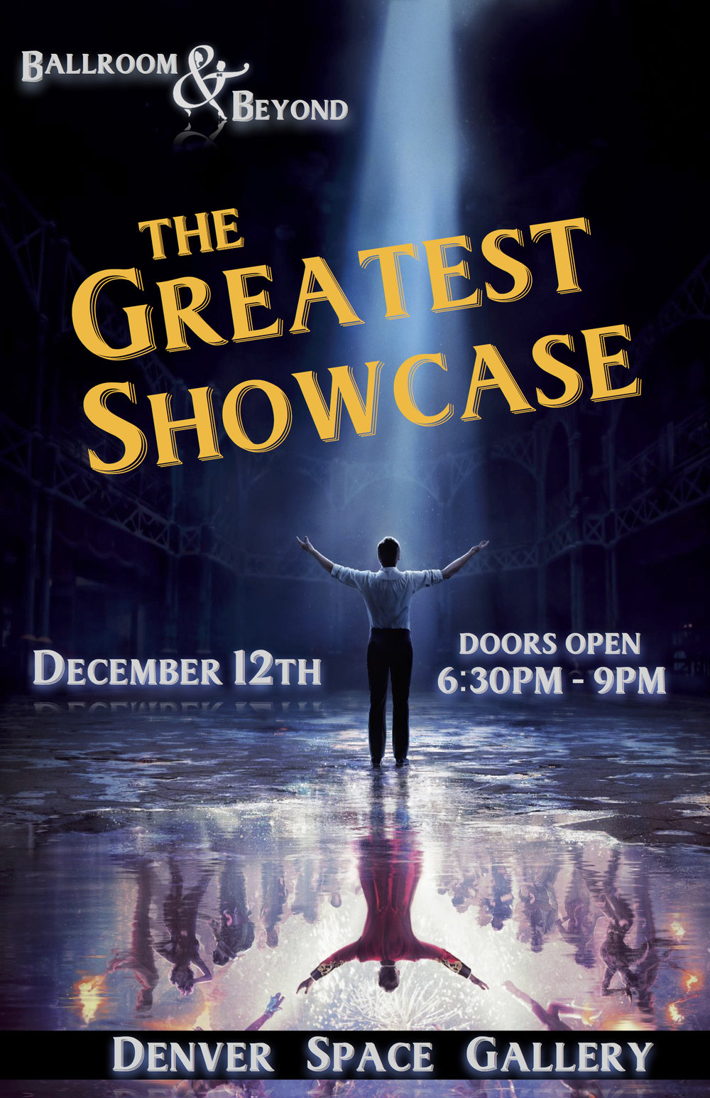 The Greatest Showcase - A Spectacle of Dance