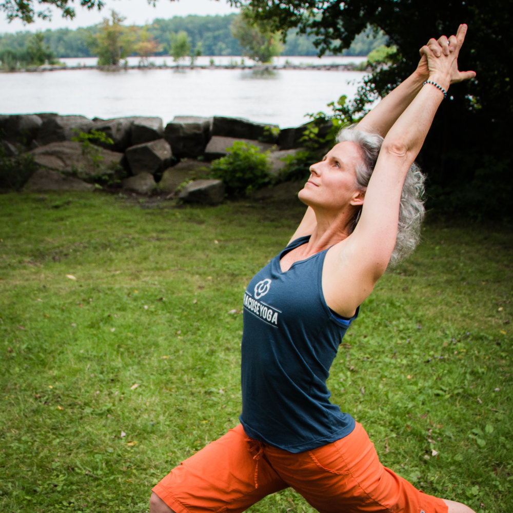 Katrin Naumann, MFA, E-RYT, QGT, offers Transformative Energy Healing Work, Light Therapy, Spiritual & Life Guidance, Clairvoyant Tarot Readings, Yoga and Qigong Instruction, as director of Inner Balance Life Works, a Holistic Healing Practice in Manlius, NY.