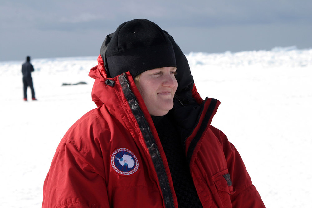 Dr. Amy Shields, PhD - Marine and Environmental Scientist
