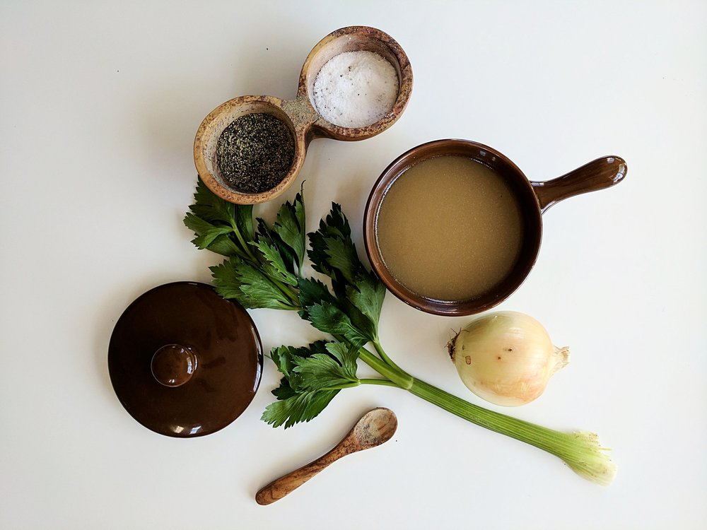 Trotter Broth
