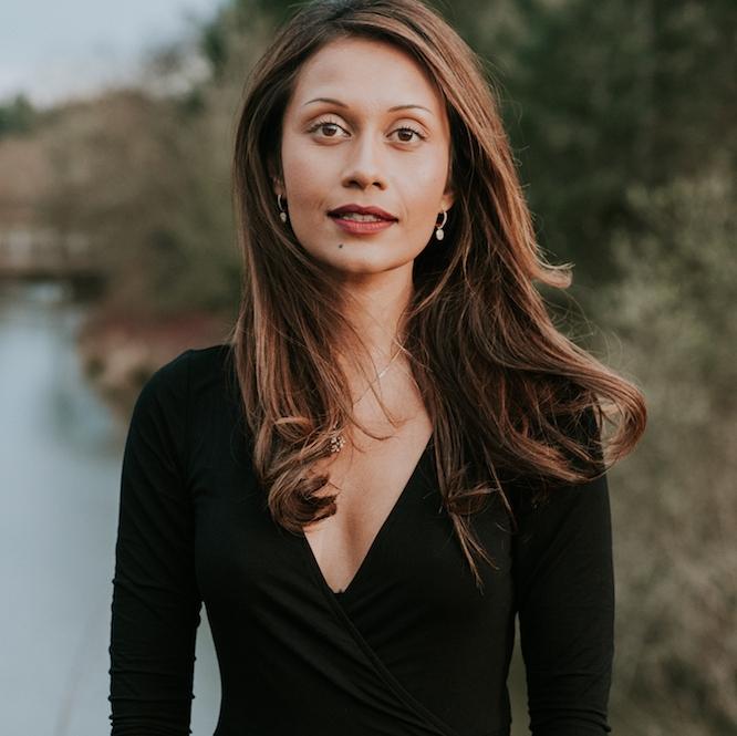 After Healing Comes Rising - Reema Zaman