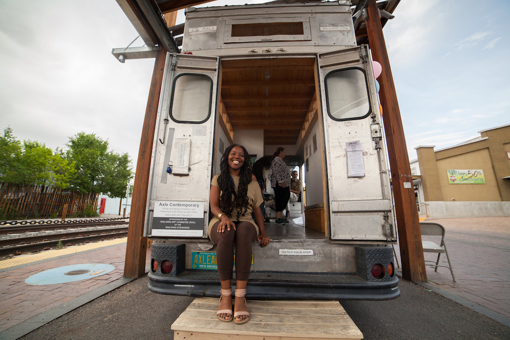 Mi'Jan Celie Tho-Biaz.Image by Daniel Hyde