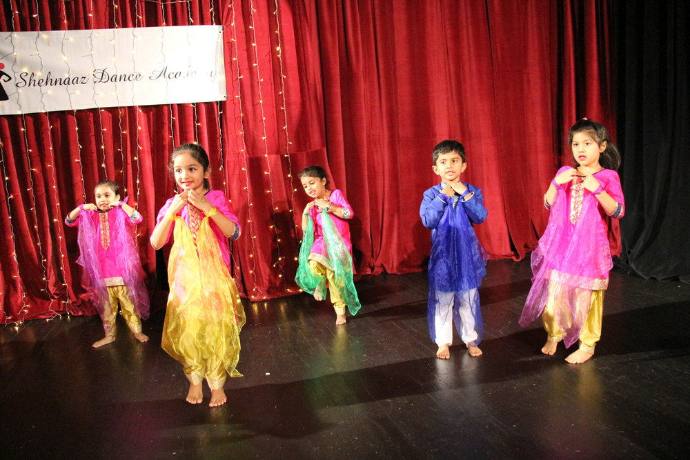 - PS37 Students performing at our Winter Recital 2017