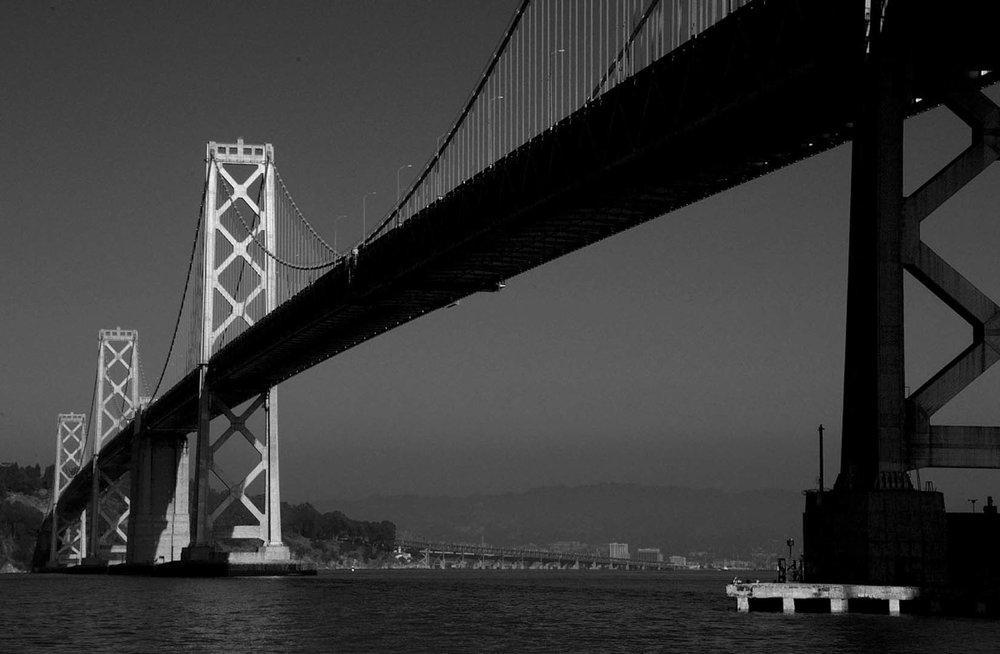 BAY BRIDGE BW