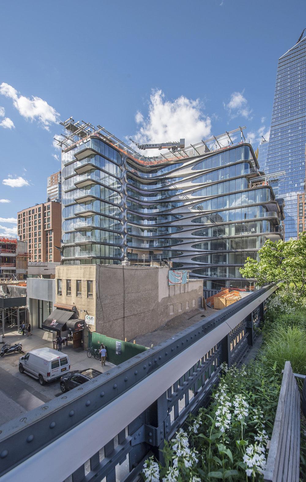 520 West 28th Street, New York - Zaha Hadid
