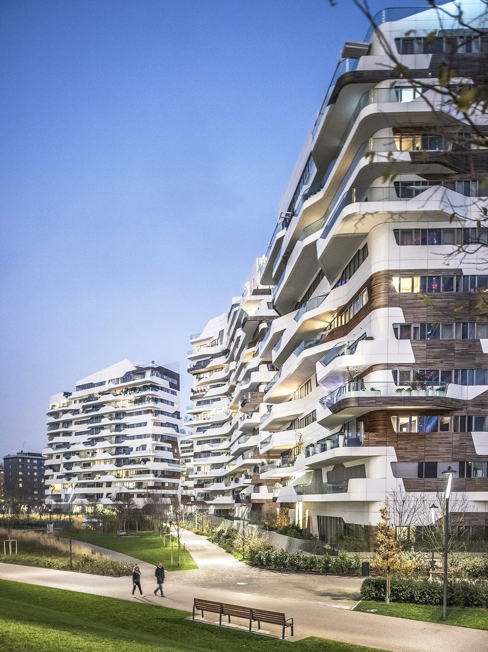 City Life Milan - Zaha Hadid