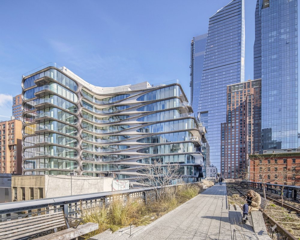 520 West 28th Street, Zaha Hadid Architects