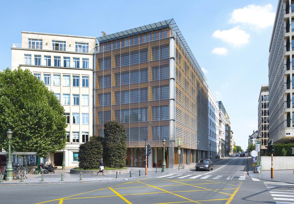 Marnix Building, Brussels