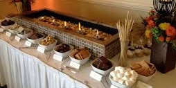 S'mores Bar - A little sweet, a lot of fun, a hit at every event!