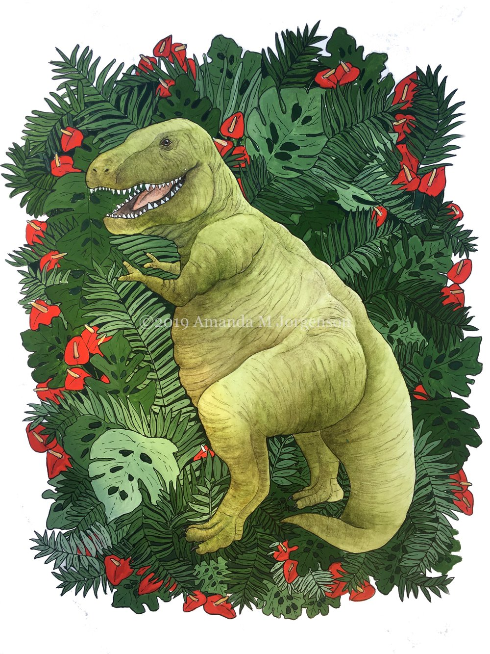 Tubby T.Rex
