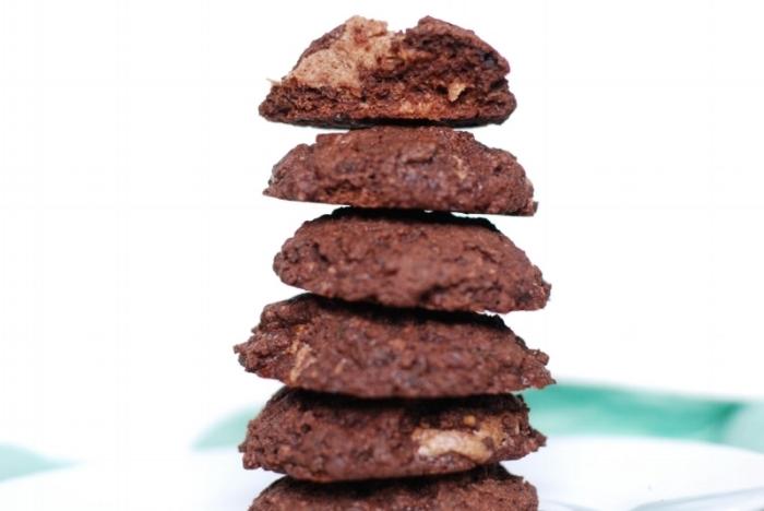 almondbutterstuffedcookies
