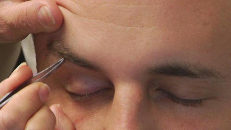 mens grooming vegas